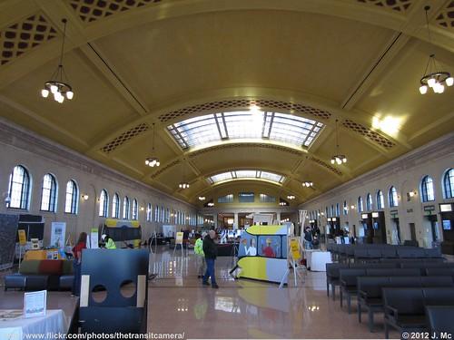 TheTransitCamera: Saint Paul Union Depot (SPUD)