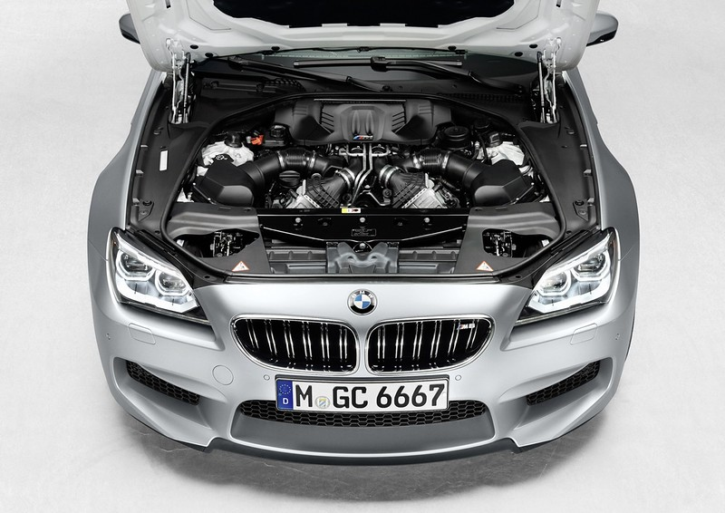2013 m6 gran coupe engine