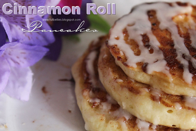 pumpkin cinnamon roll and even gingerbread roll pancakes you bet i ll ...