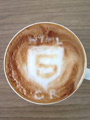 Today's latte, HTML5 Candidate Reccomendation.