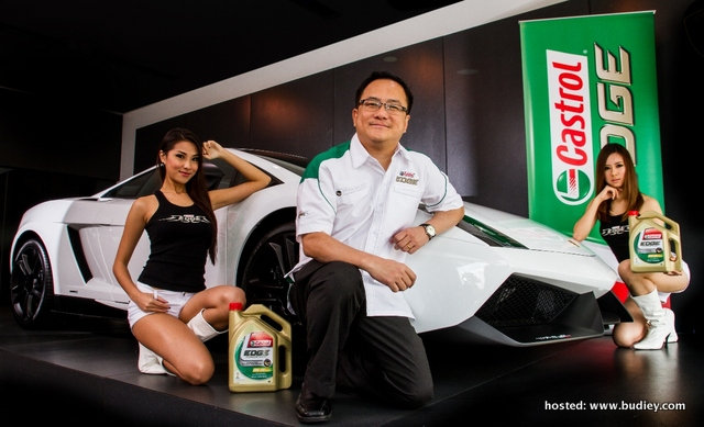 Castrol is sending two lucky winners to experience a once in a lifetime chance to race on a secret circuit in Italy with Lamborghini.