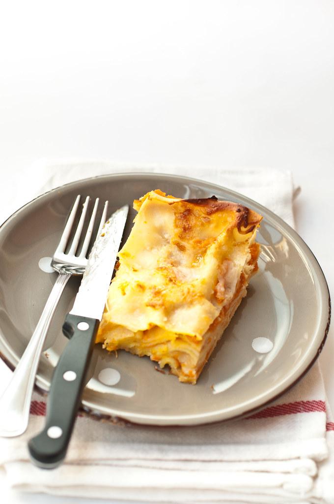 Lasagne gluten-free