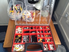Organising the Lego (#2)