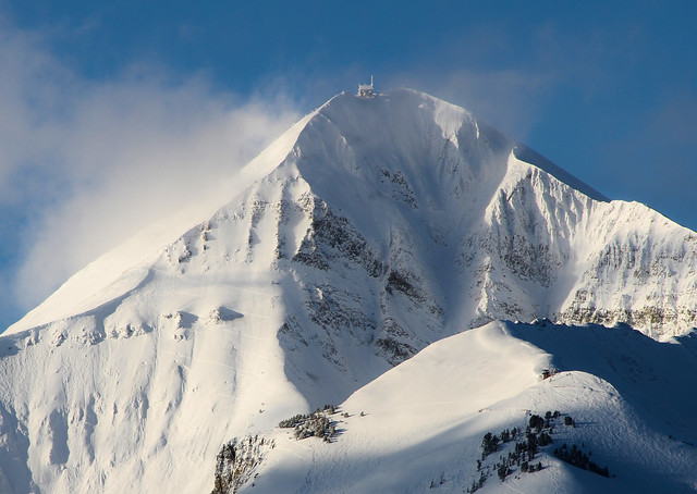Lone Peak 12-13-12 Close Up 2 CK
