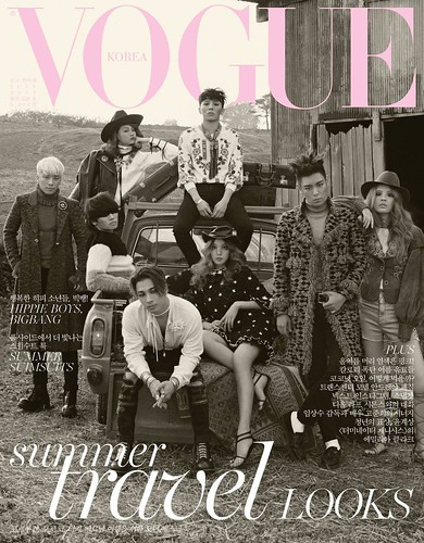 BIGBANG Vogue July 2015 009