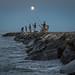 Full Moon Fishing by David McCudden