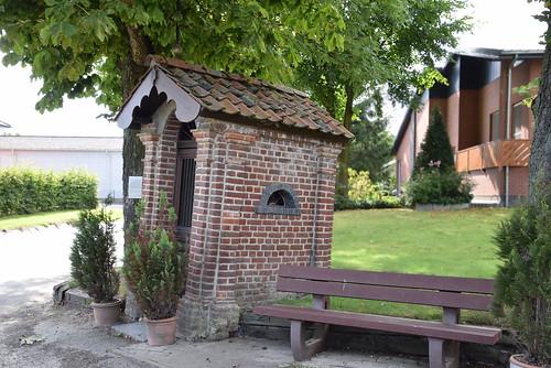 St-Jozefkapel, Droeshout