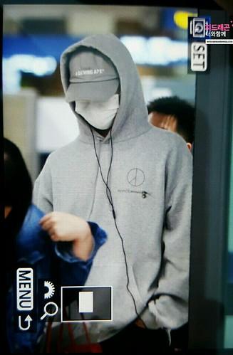 BIGBANG arrival Seoul from Macao 2016-09-05 (20)