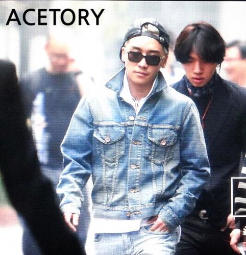 Big Bang - KBS Music Bank - 15may2015 - Seung Ri - Acetory - 04