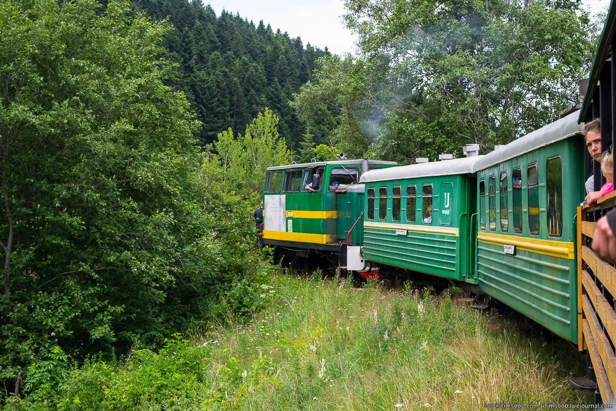 Карпатский трамвай
