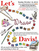 Let's Draw Davis, October 16