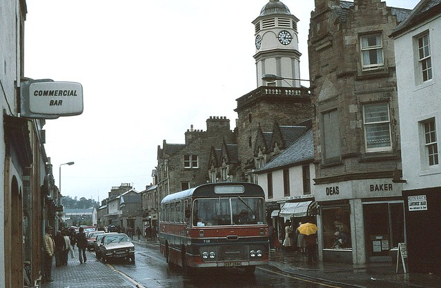 Dingwall United Kingdom  City new picture : Highland T58 Dingwall High Street | Flickr Photo Sharing!