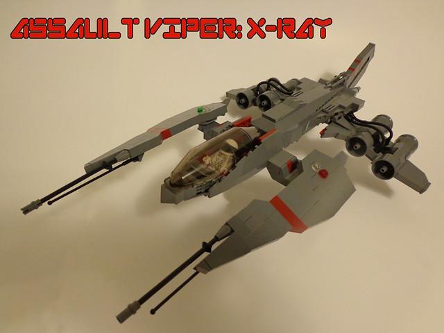 Assault Viper: X-Ray
