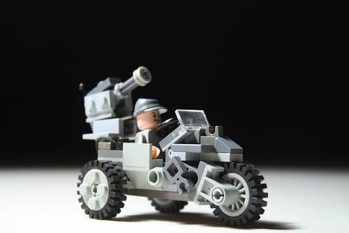 Lego War Trike