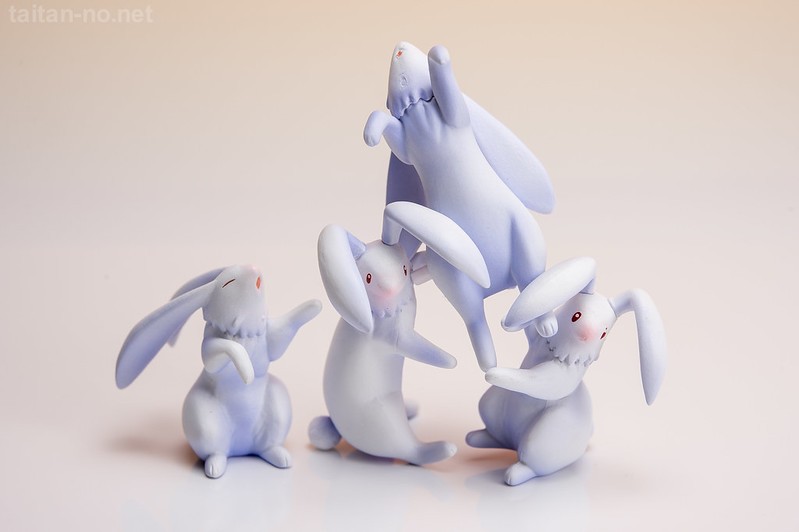 [KOTOBUKIYA] IS (Infinite Stratos) Charlotte Dunois Bunny Style-DSC_6325