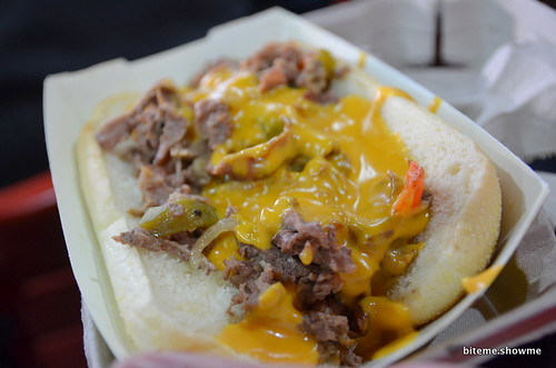 San Fran - Philly Cheese Steak