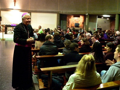 Archbishop Nichols launches 'You Believe'