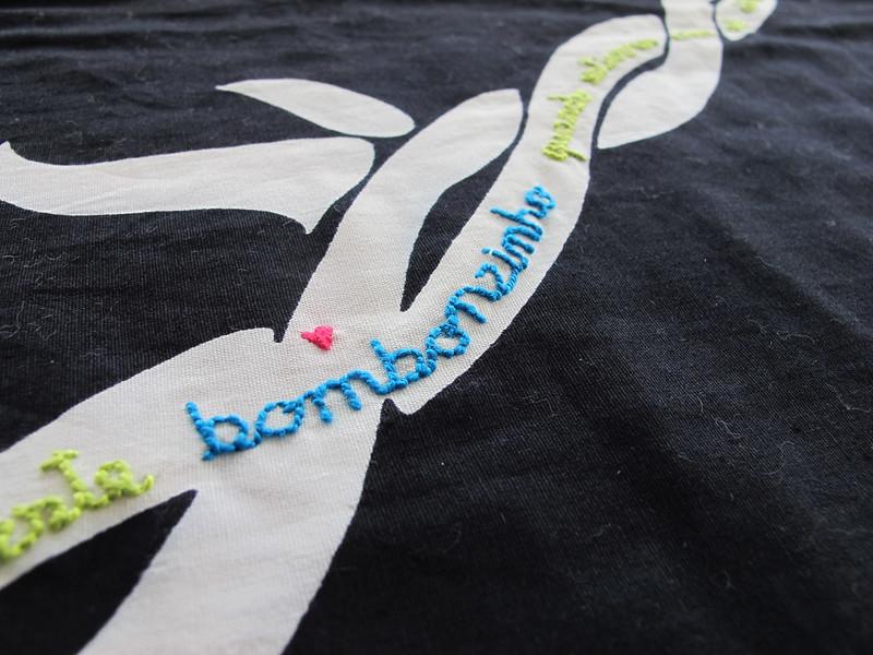 Monito baby blanket
