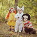 Halloween 2012 - Wild Things! by christinalikesbirds