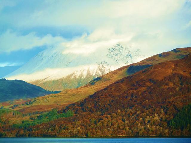 Ben Nevis, Scottish Highlands