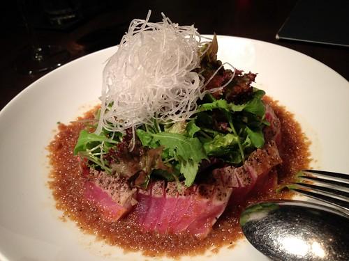 Nobu - Tuna Salad
