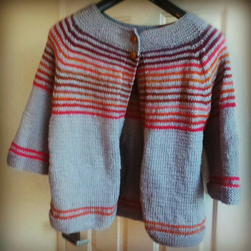Done! #knit