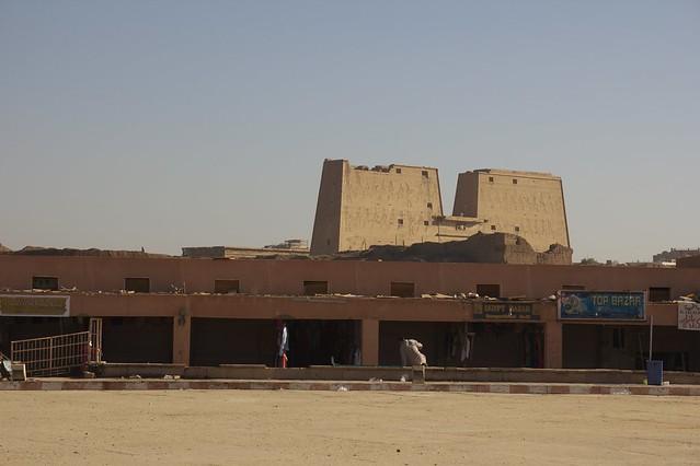 146 - Templo de Edfu