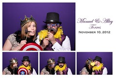 Photo Booth - Heather & Josh