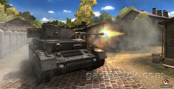 World of Tanks 0.8.2
