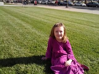 C8 on grass