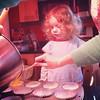 Homemade Birthday Cupcakes!