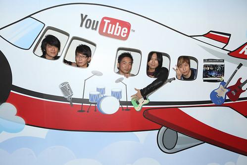 五月天正式宣布將前往YouTube大本營舉行「華人搖滾 全球發聲」演唱會