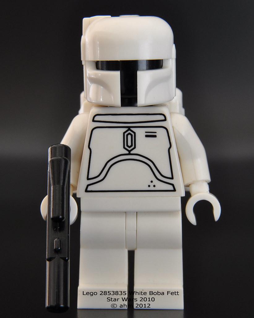 Star Wars Lego 2853835 White Boba Fett Star Wars Lego 2853 Flickr