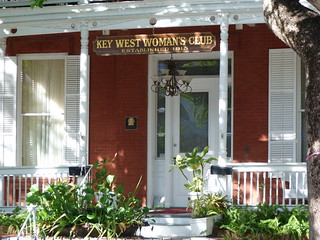 Casa de madera de Key West (Florida)