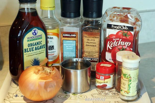 香烤豬肋排 Oven Grilled pork rib 3