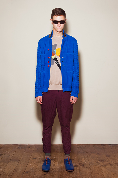 Joseph 0009_UNDERCOVERISM SS13 Lookbook(FASHION PRESS)
