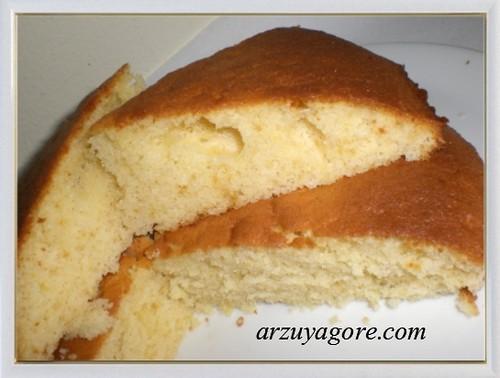 krem şantili kek-2