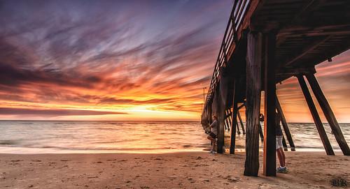 sunset nature nikon natural jetty adelaide nikkor southaustralia grange mygearandme mygearandmepremium nikon1635f4vr d800e