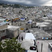 A view of Delmas 32, a neighborhood in Haiti which many residence are beneficiaries of the PRODEPUR- Habitat project