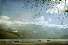 alta saboya- lago annecy