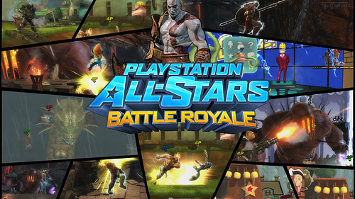 PlayStation All Stars First DLC Adds Two New Characters