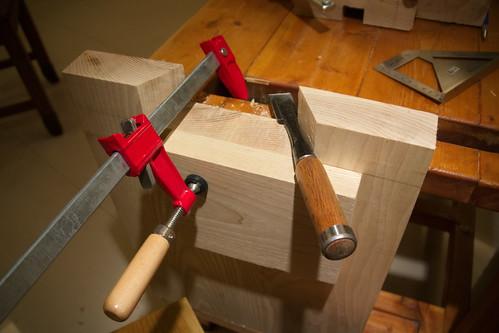 木工 板凳 20121116_05