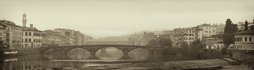 Bridges ~ Florence, Italy