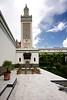 The Grande Mosquée de Paris (The Minaret) by Bernardo © (http://Ricci-Armani.com)