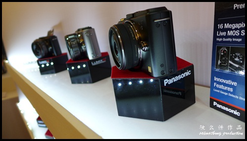 Lumix G - Launch of Panasonic Latest Lumix 2012 Series @ Sunway Hotel