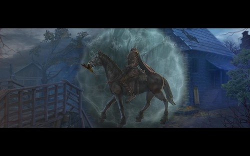 Sleepy Hollow: The Headless Horseman Full Game