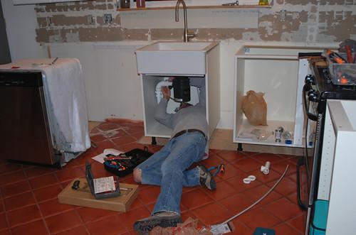 Kitchen Sink Leaking Top Of Drain