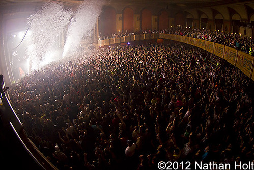 Afrojack - 11-17-12 - Congress Theater, Chicago, IL