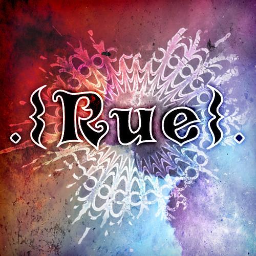 .{Rue}.'s new logo :)