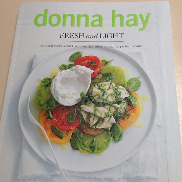 A recent source if inspiration. Love Donna Hay!!